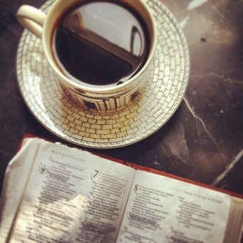 Morning Coffee & The Word