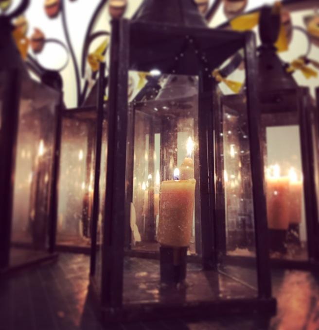 HF lanterns